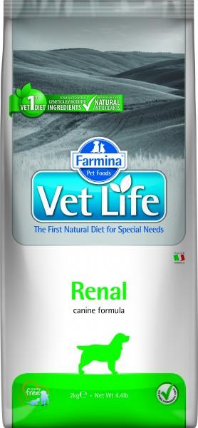 Vet Life Renal (Hund)